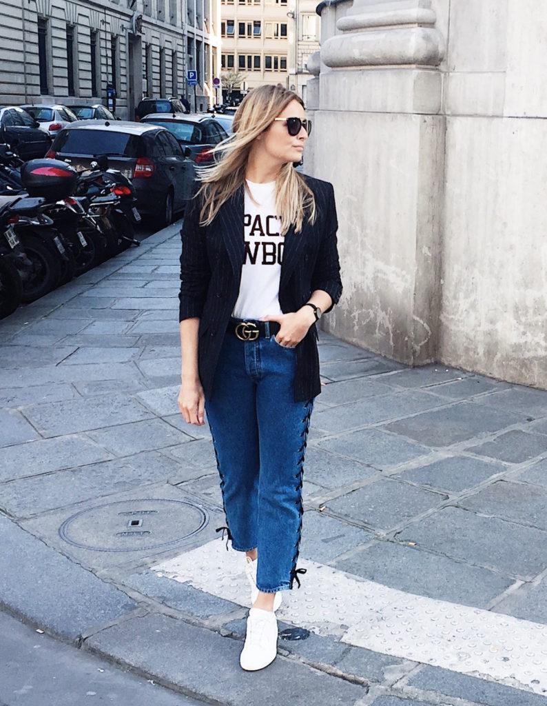 parijs streetstyle blog