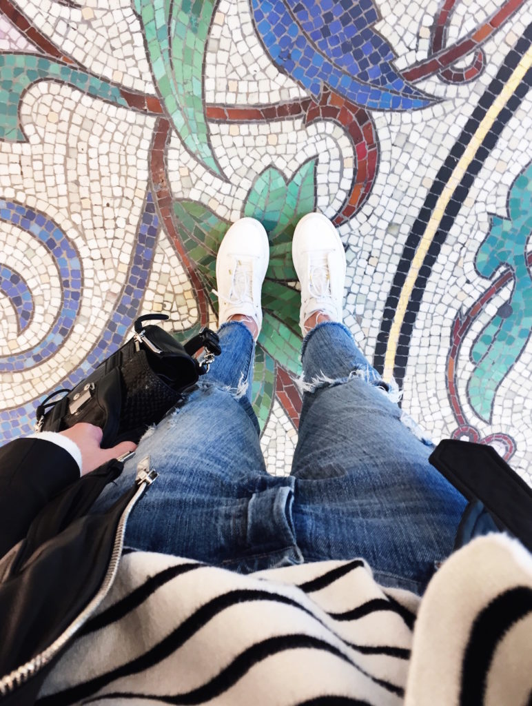 mozaiek vloer lafayette
