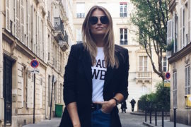 parijs streetstyle look