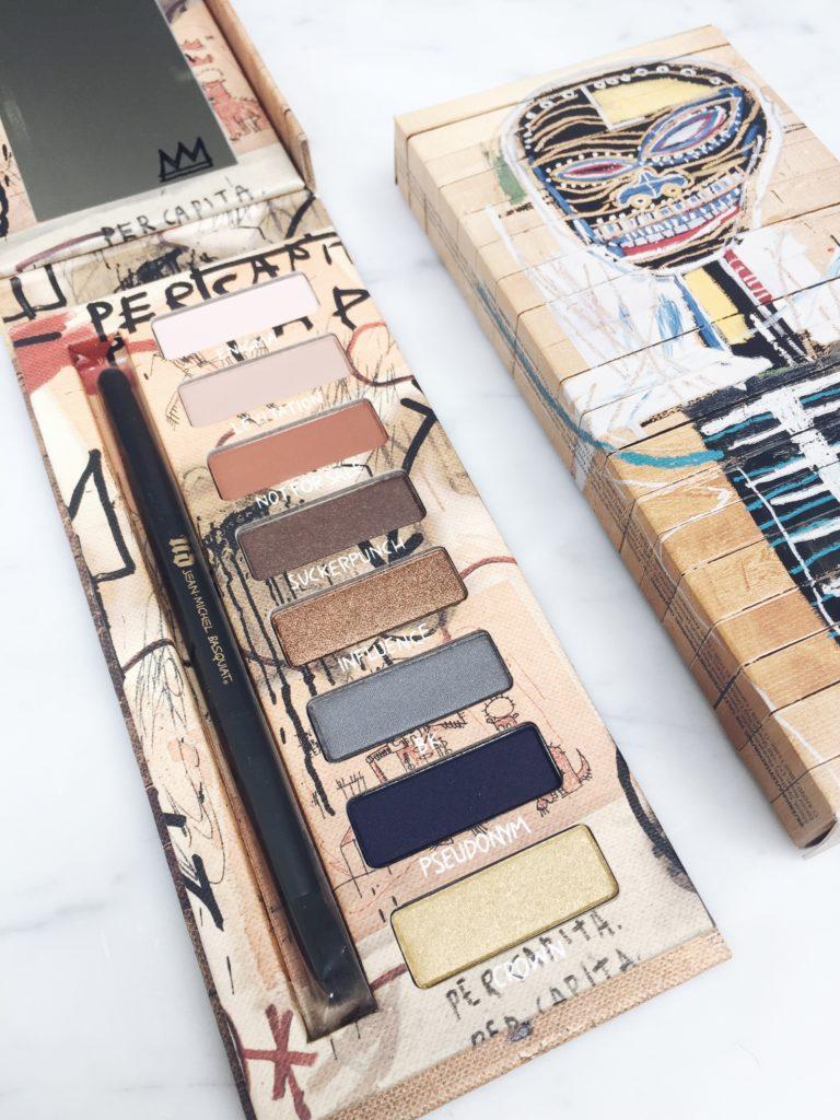 jean michel basquiats eyeshadow palette