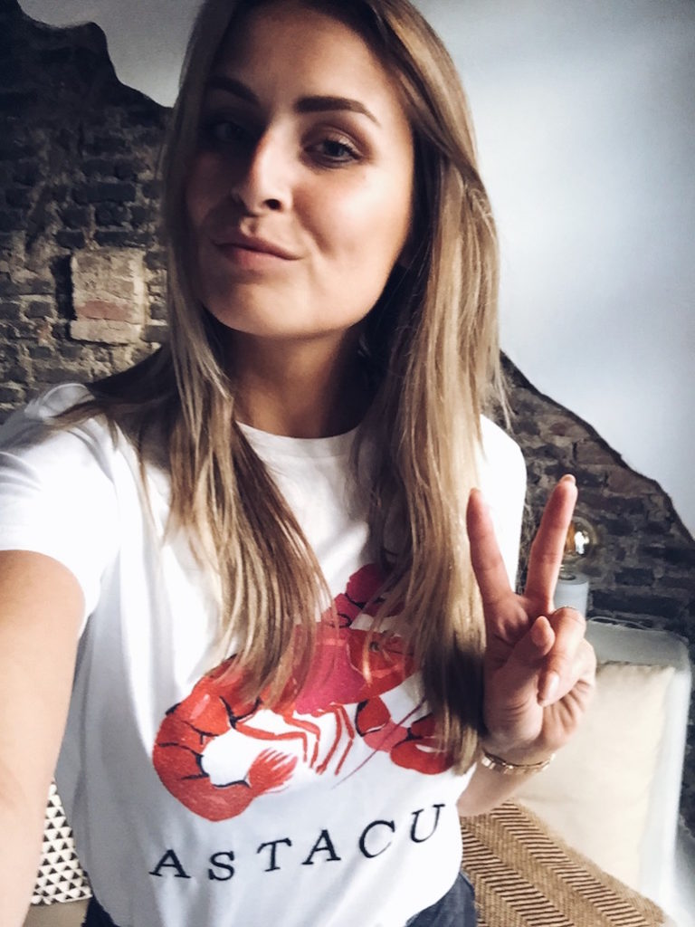 marlien H&m t-shirt