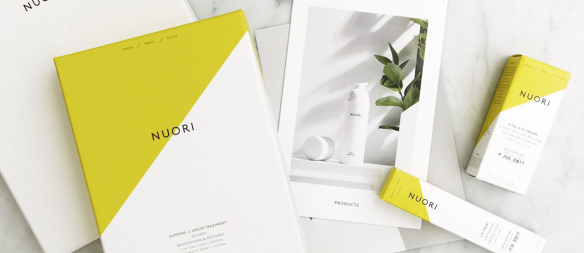 nuori skincare review